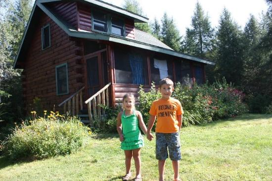 Cloud-Splitter Outfitters: The Tamarack Cabin