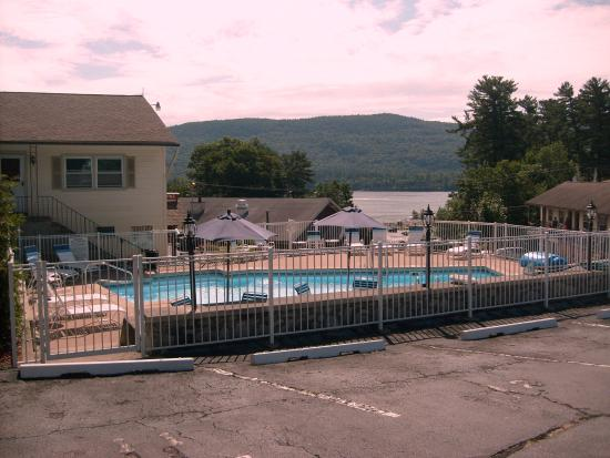 Nordick's Motel: piscine bien entretenue