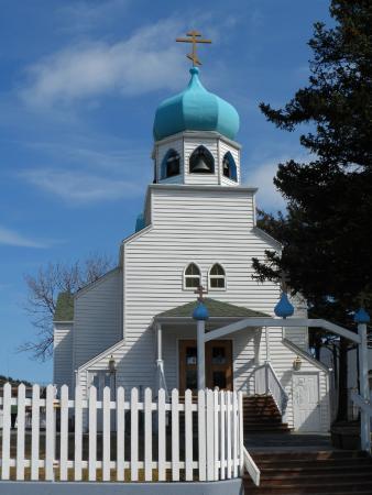 Holy Resurrection Russian Orthodox Church: Exterior