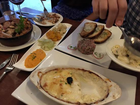 LA SIRENE : Delicious Dinner