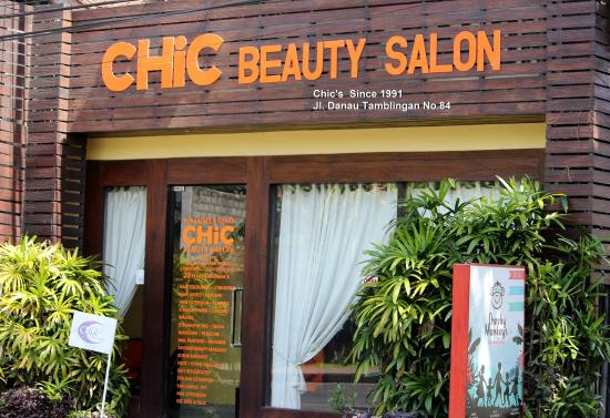 Chic Beauty & Spa Salon