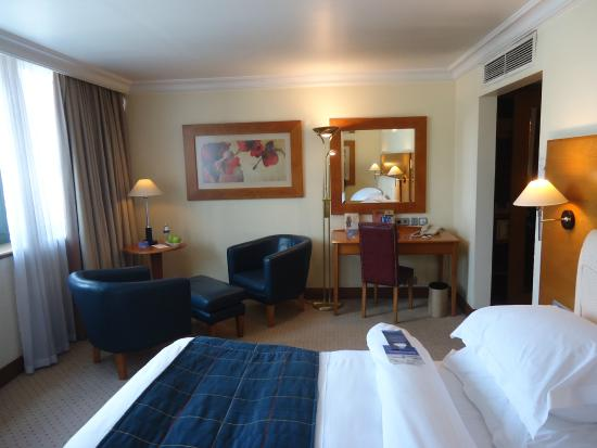 Radisson Blu Grand Hotel Sofia : Room Pic