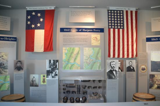 Civil War Living History Museum: Harpers Ferry Civil War Museum
