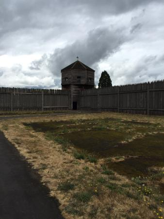 Vancouver, واشنطن: Fort Vancouver