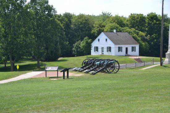Sharpsburg, MD: Antietam Dunkard Church