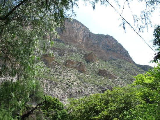 Penamiller, Mexico: Cañón de Peña Miller