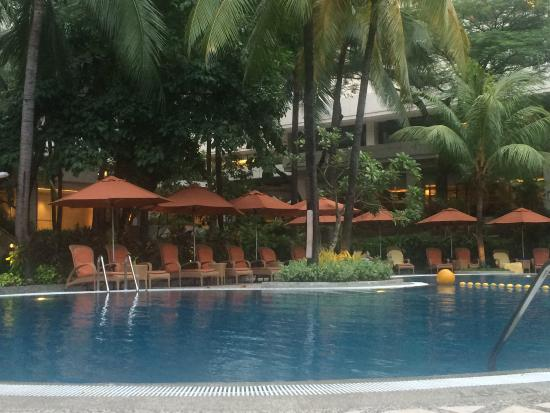 Pool - Edsa Shangri-La, Manila Photo
