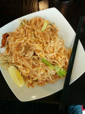 Rice Tapas: Pad Thai