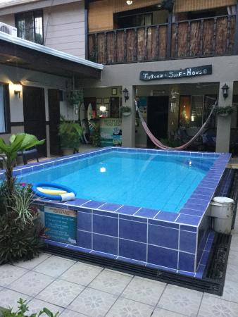 Hotel Perico Azul : Piscine