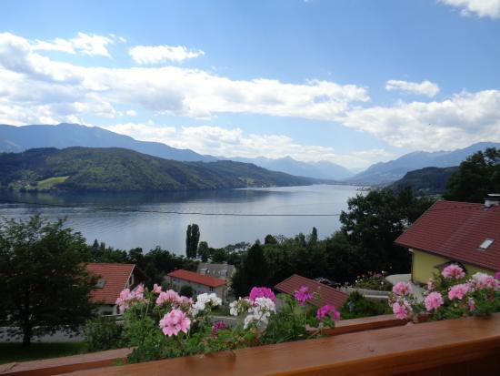 Goetzfried Hof : What a view