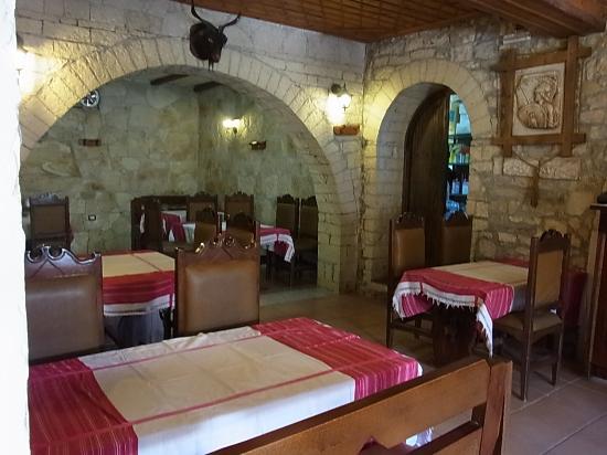 Hotel Mangalemi: レセプション