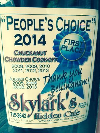 Skylarks Hidden Cafe: photo0.jpg