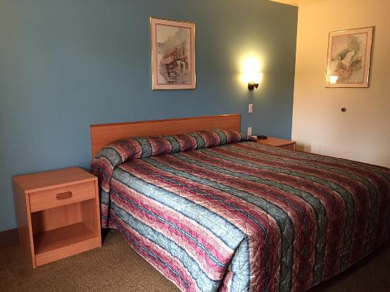 Americas Best Value Inn / East Albuquerque : King Bed