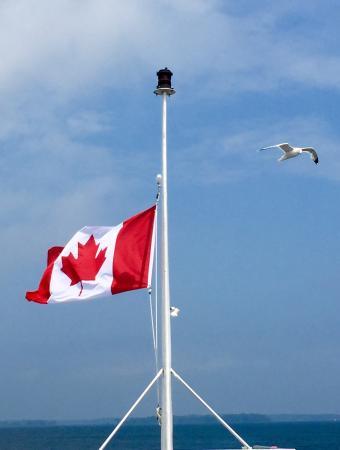 Gananoque, Kanada: Exemples de vues pendant la croisière d'une heure