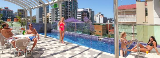 Best Hotels Pool Deck : BEST WESTERN Astor Metropole Hotel: Pool Deck