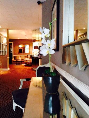 Hinton Firs Hotel: I have been there. I like it it's not big but it's not small pleace and than clean nice sweet pl