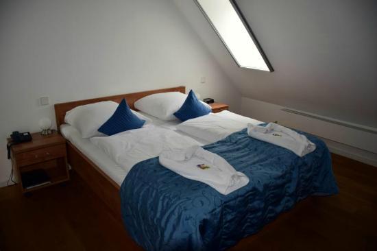 Hotel zum Hofmaler: unser Zimmer