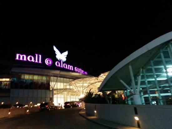 Tema ramadhan di mall alam sutera di serpong picture of mall mall alam sutera di serpong thecheapjerseys Image collections