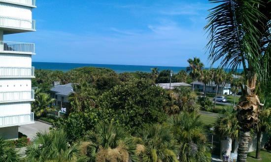 Ocean View Balcony Hotels Cocoa Beach Florida