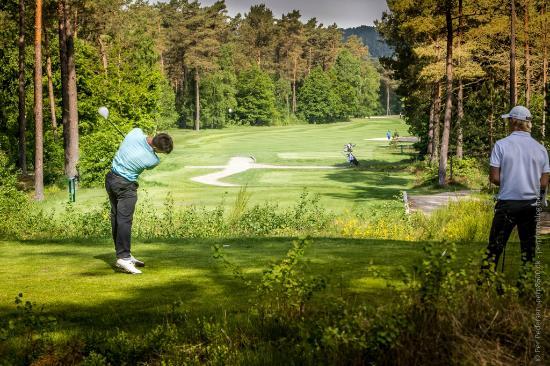 European Tour - Made in Denmark 2018  Silkeborg-golf-club