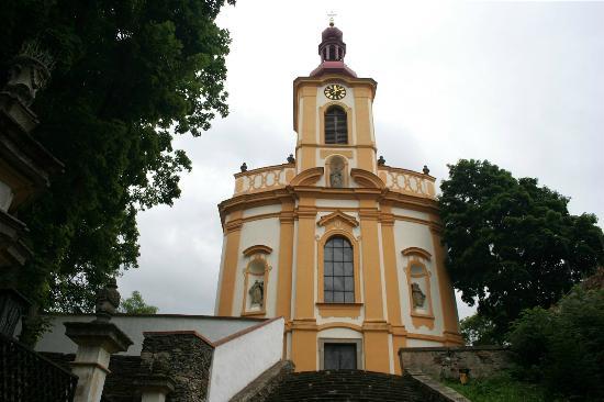 Rabatejn nad Strelou, Republik Ceko: Chapel of Rabštejn nad Střelou
