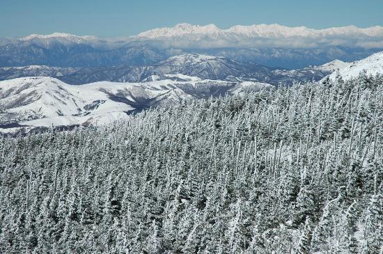 Shimagareyama Mountain