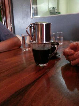 Drip Coffee at Green Mango Cafe and Bakery