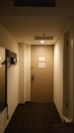 Hotel New Tanda: 入り口付近