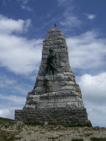 Monument des Diables Bleus