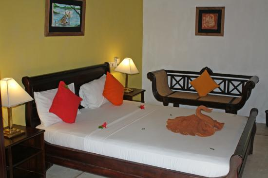 Nooit Gedacht Heritage Hotel: Superior double room