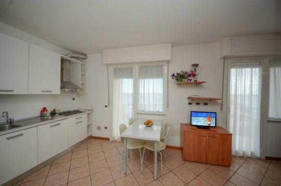 Residence Villa Gloria: monolocale fronte mare