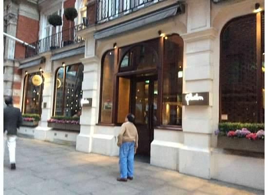 Quilon entrance picture of quilon london tripadvisor for Asia cuisine ithaca hours