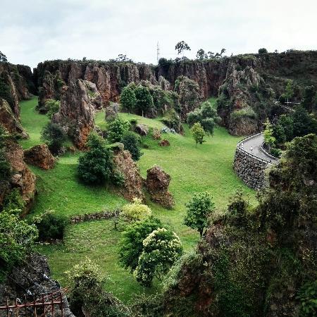 Parque de la Naturaleza de Cabárceno: fotografía de Parque de la Naturaleza d...