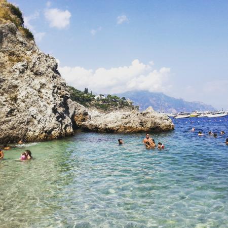 Conca dei Marini - Spiaggia - Picture of Conca dei Marini, Amalfi ...