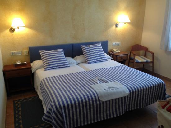 Hotel Sant Joan: Habitación