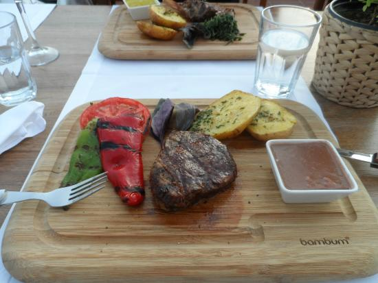 El Vino Restaurant: Steak