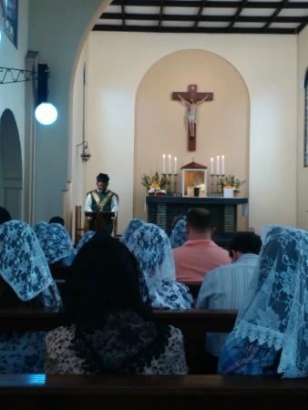 Chapel Kabar Gembira maria