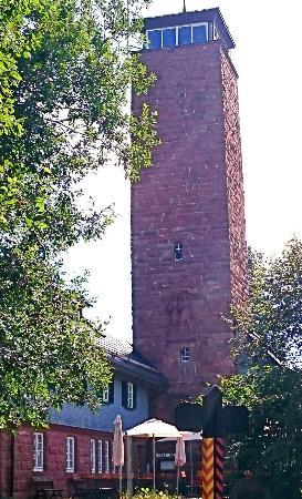 Gedachtnisshaus Fohrenbuhl Turm