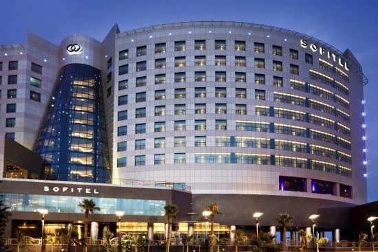 Sofitel Al Khobar The Corniche: Hotel Facade