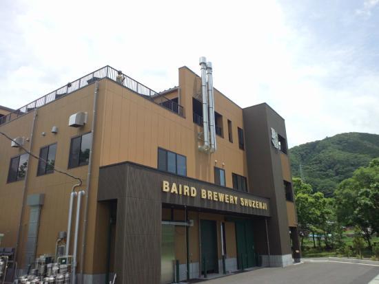 ベアード・ブルワリーガーデン 修善寺