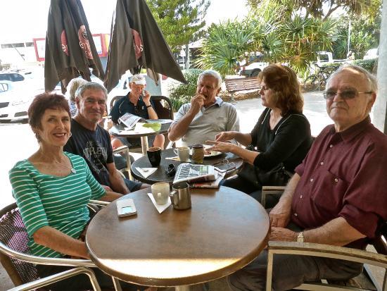 Coolum Beach, Austrália: Zdravko & friends