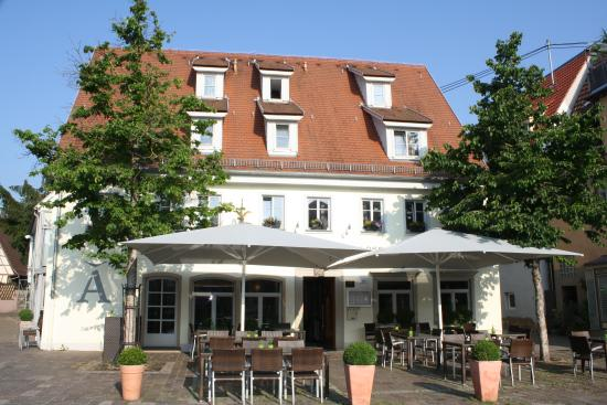 Adler am Schloss: quaint little comfortable hotel
