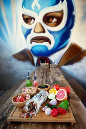 Freddy Fuego Burrito Bar
