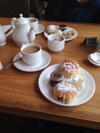 Tiffany S Tea Room Weston Super Mare