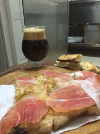 La Focaccia: Provate abbinamenti ideali tra focacciotti e birre artigianali