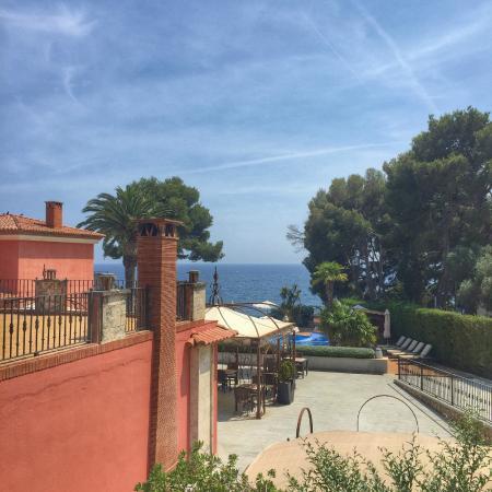 Salles Hotel & Spa Cala del Pi: Вид из номера
