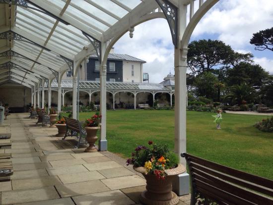 Princess Pavilion and Gyllyngdune Gardens: Princess Pavilion