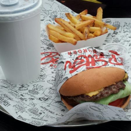 Photo of American Restaurant Better Burger at 31 Galway Street, Auckland 1010, New Zealand