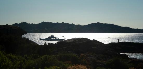 Santo Stefano Resort: Veduta dall'alto