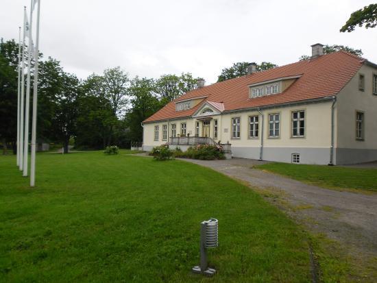 LoonaManor Guesthouse, Vilsandi NP: Landhuis met hotel erin gevestigd